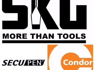 Condor 豬膽浮波 / Bauser 累積時計 / Secupen, Brehmer 電他筆 / SKG 電工用螺絲批